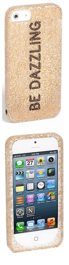 Be Dazzling iPhone case