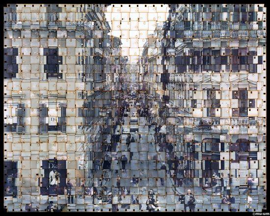 Korean Seung Hoon Park recompose amazing urban views using 16mm #Korean Films Photos