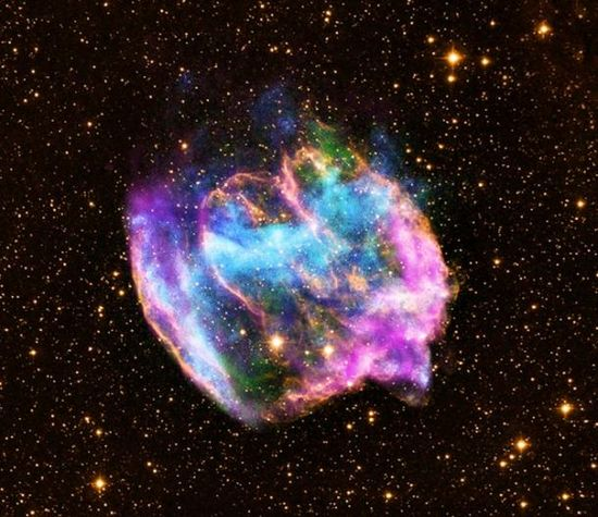 A rare supernova explosion has led scientists to believe they may be witnessing the birth of a black hole for the first time in history.