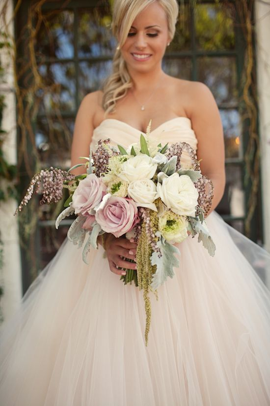 incredible bouquet from KristaJon.com // photo by AshleyRosePhotogr...