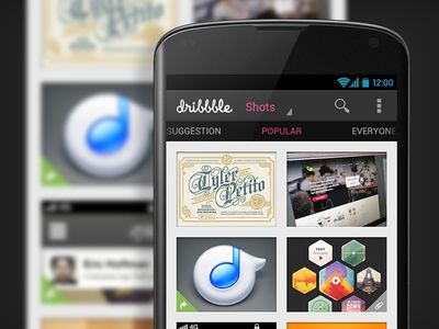 25 Examples of Mobile UI Inspiration