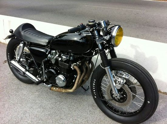 Honda 500 by Pure motorcycle