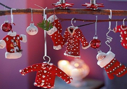 Christmas decoration accessories