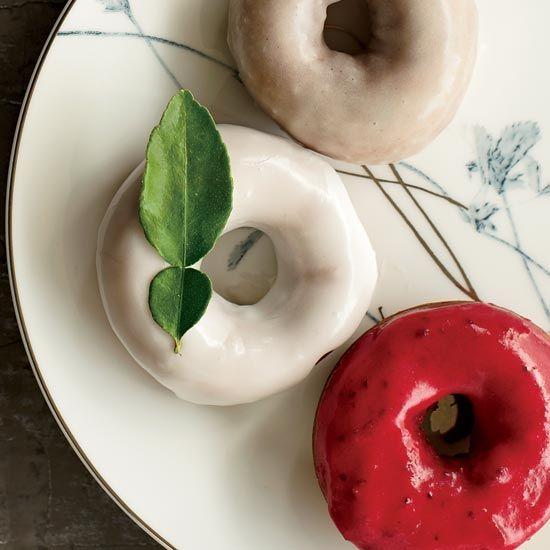 Vanilla Raised Doughnuts // More Great Brunch Recipes: www.foodandwine.c... #foodandwine