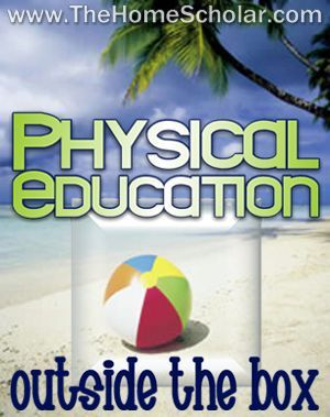 Physical education and physical exercise can be part of your #homeschool PE class! #physical exercise #fitness #exercising #Workout Exercises #physical exertion