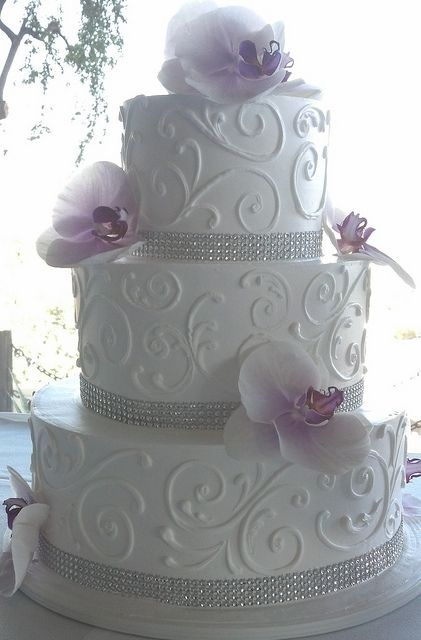 Love this cake but different flowers.