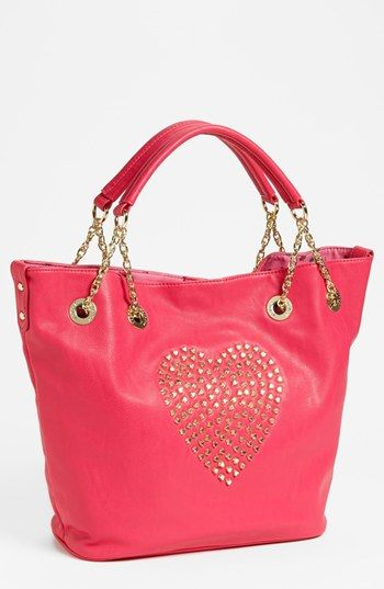 Betsey Johnson 'Heart Attack' Tote available at #Nordstrom