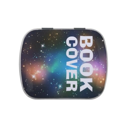Book Cover Jelly Belly Candy Tins