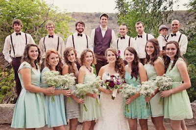 Best friend's beautiful wedding!