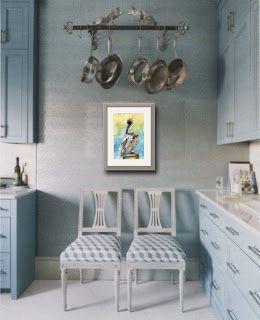 bird art for kitchen decor