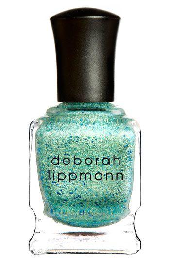 "Deborah Lippmann ""Mermaid's Dream"" nail color"