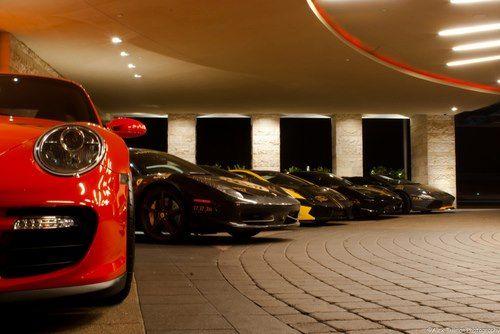 Porsche vs Ferrari vs Lamborghini