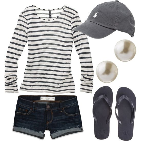 Adorable for summer.