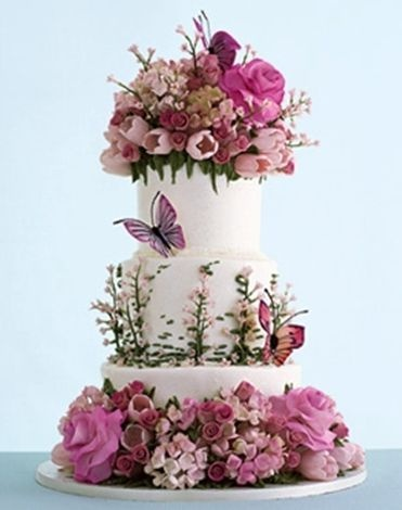 12 colorful Sylvia Weinstock wedding cakes to make you swoon