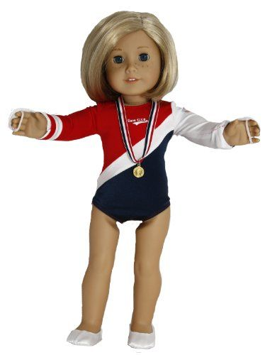 Gymnastics Outfit. Fits 18″ Dolls Like American « Game Searches