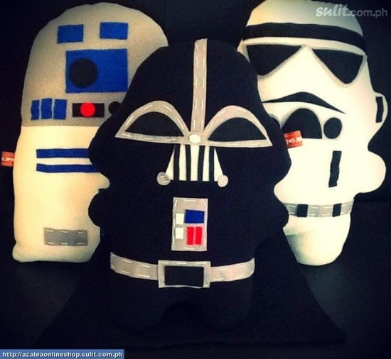 Star Wars Handmade Plushies
