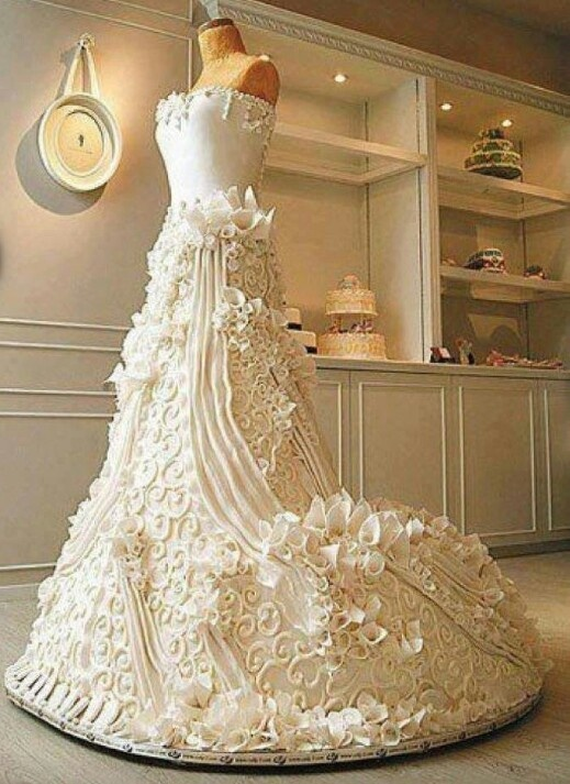 That's a wedding cake !!!!!