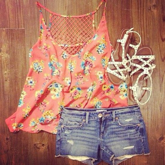 Cute summer outfit?