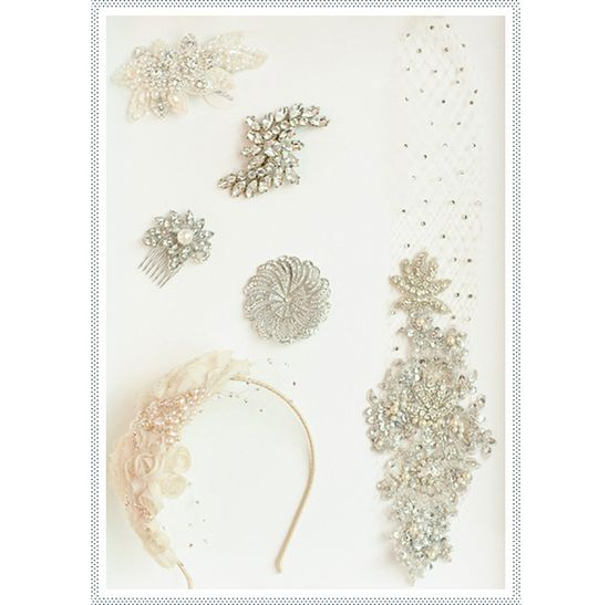 REVEL Beauty: Bridal Hair Accessories