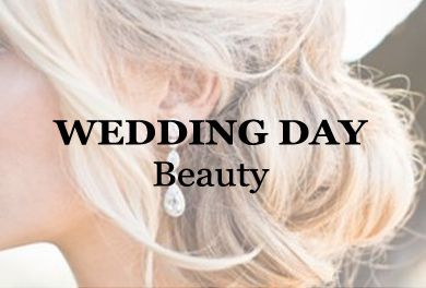 Wedding Day Beauty