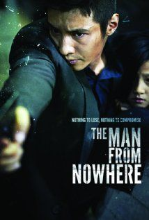 The Man from Nowhere. Korean.