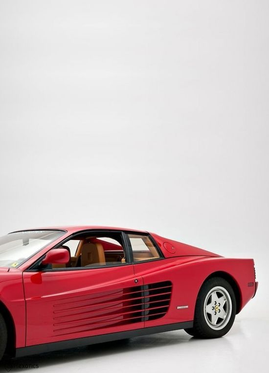 testarossa#ferrari vs lamborghini #customized cars #celebritys sport cars #luxury sports cars #sport cars