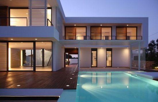 Modern Luxury Summer Home Designs Ideas