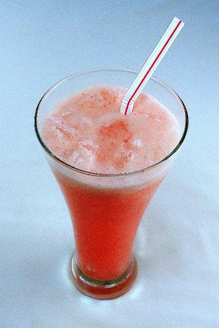 Strawberry and Lemon Crush