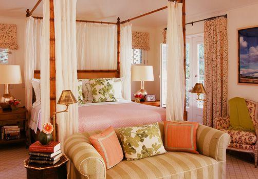 Peter Dunham    Bamboo bed