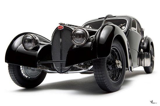 Bugatti type 57 SC Atlantic Coupe