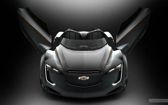 2011 Chevrolet Mi Ray Roadster. Birthday?