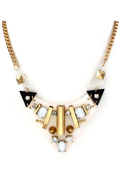 Coco Crystal Necklace