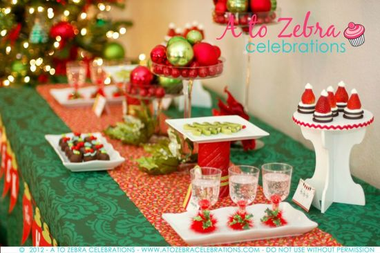 Christmas holiday party