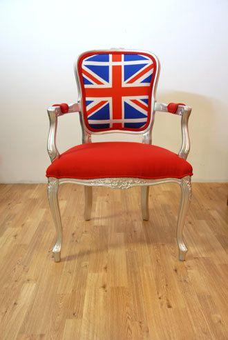 Union Jack Chair.