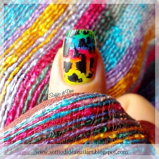 I heart nail art.