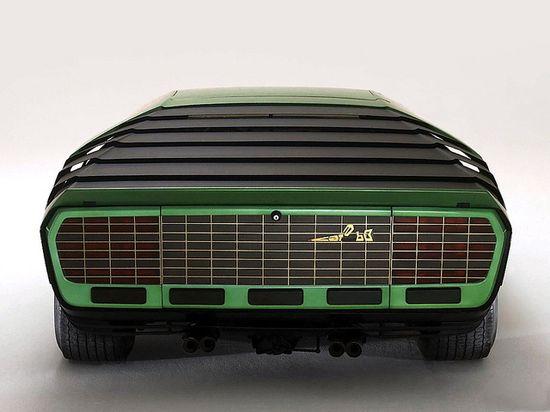 1968 Alfa Romeo Carabo Concept (Bertone Design)