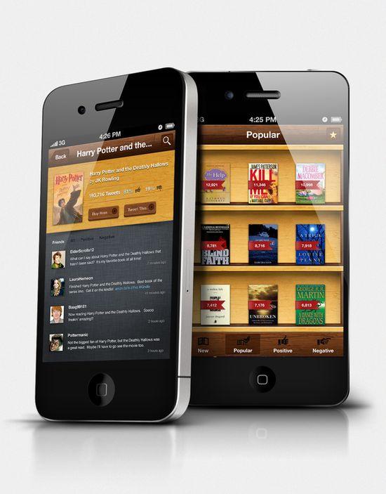 Bookaloud iOS App