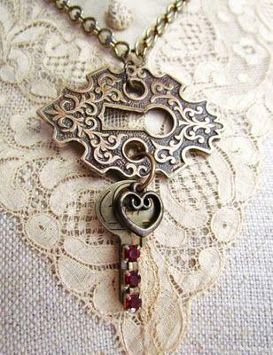 Cute jewelry!