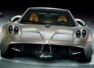 Gorgeous Exotic sports car~