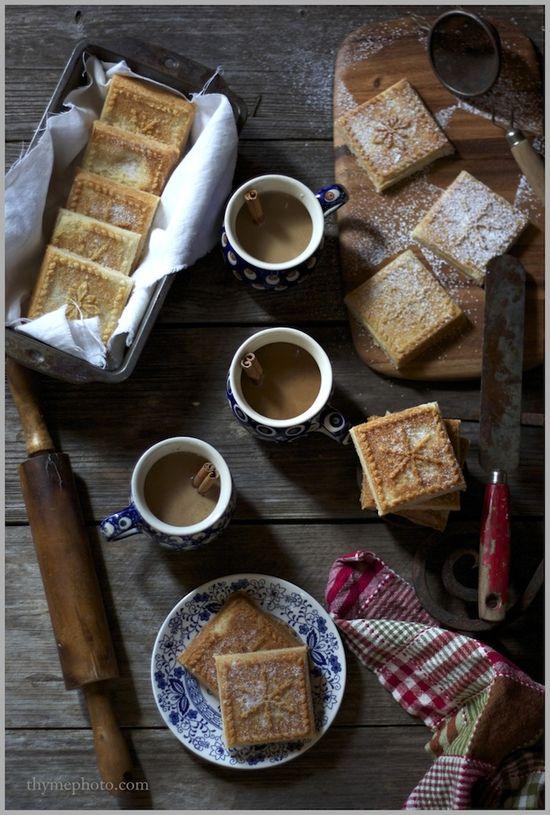 English Shortbread Cookies