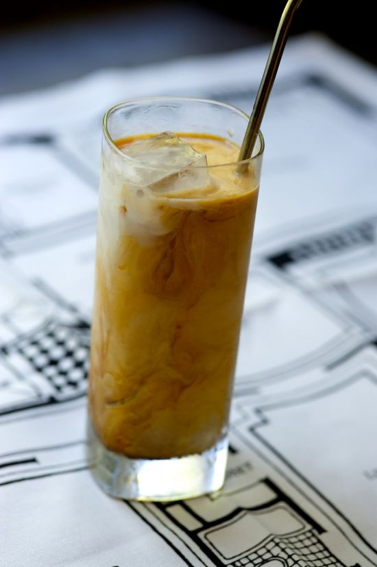 The Kitchy Kitchen: 30 SECOND RECIPE NOLA Iced Coffee