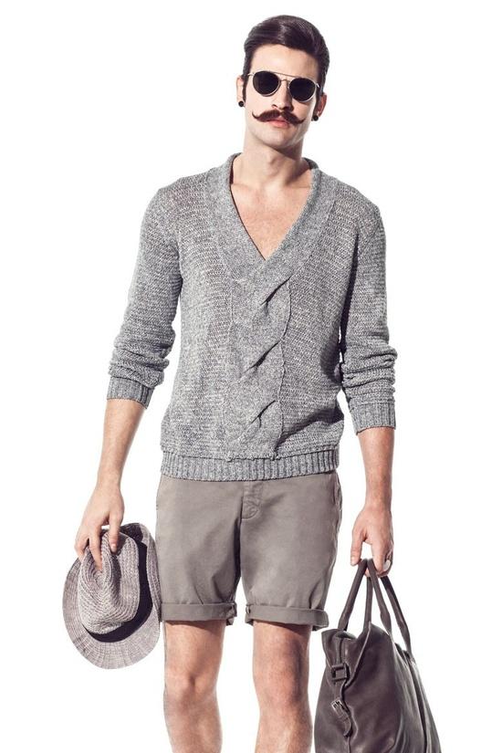 Spring Summer 2013 - David Mayer Naman #men #menswear #fashion #summer #spring #collection