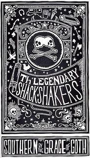 shack shakers poster by agnesbartonsabo, via Flickr