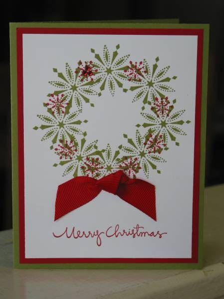 snow swirled #cards