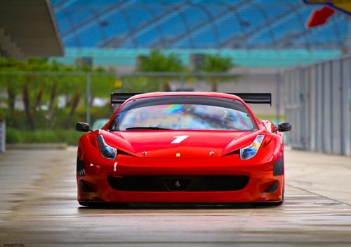 #Ferrari 458 Italia