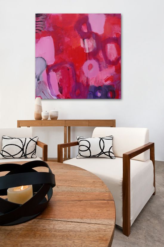 contemporary abstract paintings  - #art