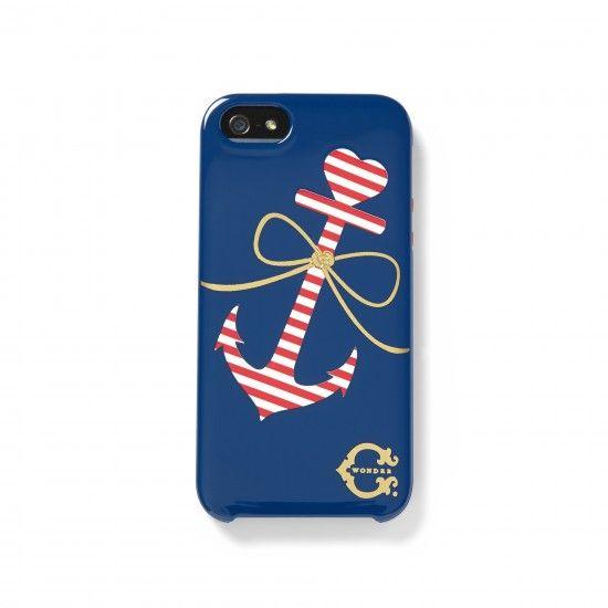 C. Wonder Anchors Away iPhone 5 Case