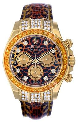 Men's Or Ladies Rolex Leopard... I WISH! ;-)