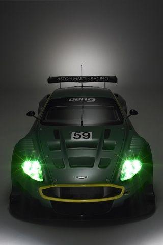 ? Car Black Aston Martin