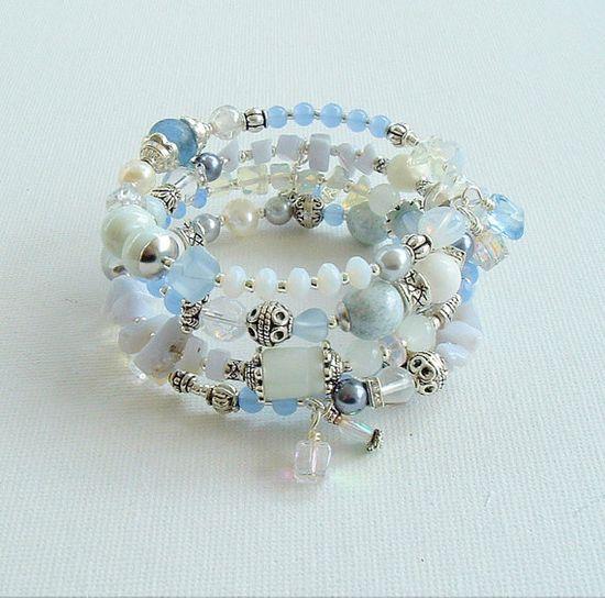 Boho Chic Bracelet Fashion Trends Bohemian Jewelry by BohoStyleMe
